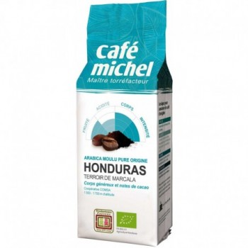 KAWA MIELONA ARABICA HONDURAS FAIR TRADE BIO 250 g - CAFE MICHEL
