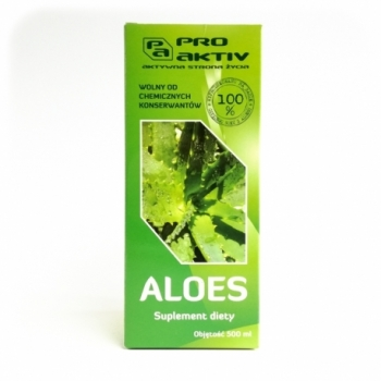 Aloes 500ml - PRO ACTIV