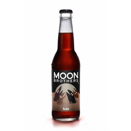 Kola 330 ml - MOON BROTHERS