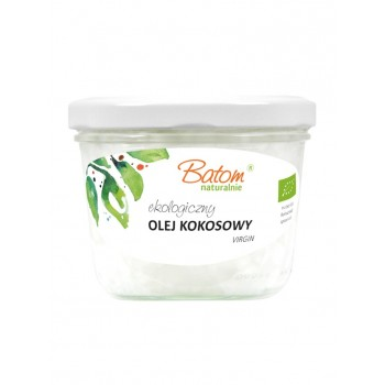 Olej kokosowy Virgin BIO 200ml - BATOM